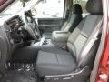 2013 Deep Ruby Metallic Chevrolet Silverado 1500 LT Crew Cab 4x4  photo #16