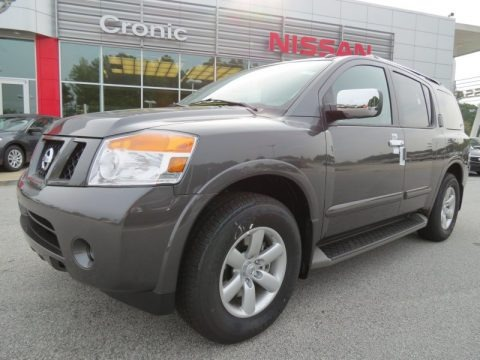 2012 Nissan Armada SV Data, Info and Specs