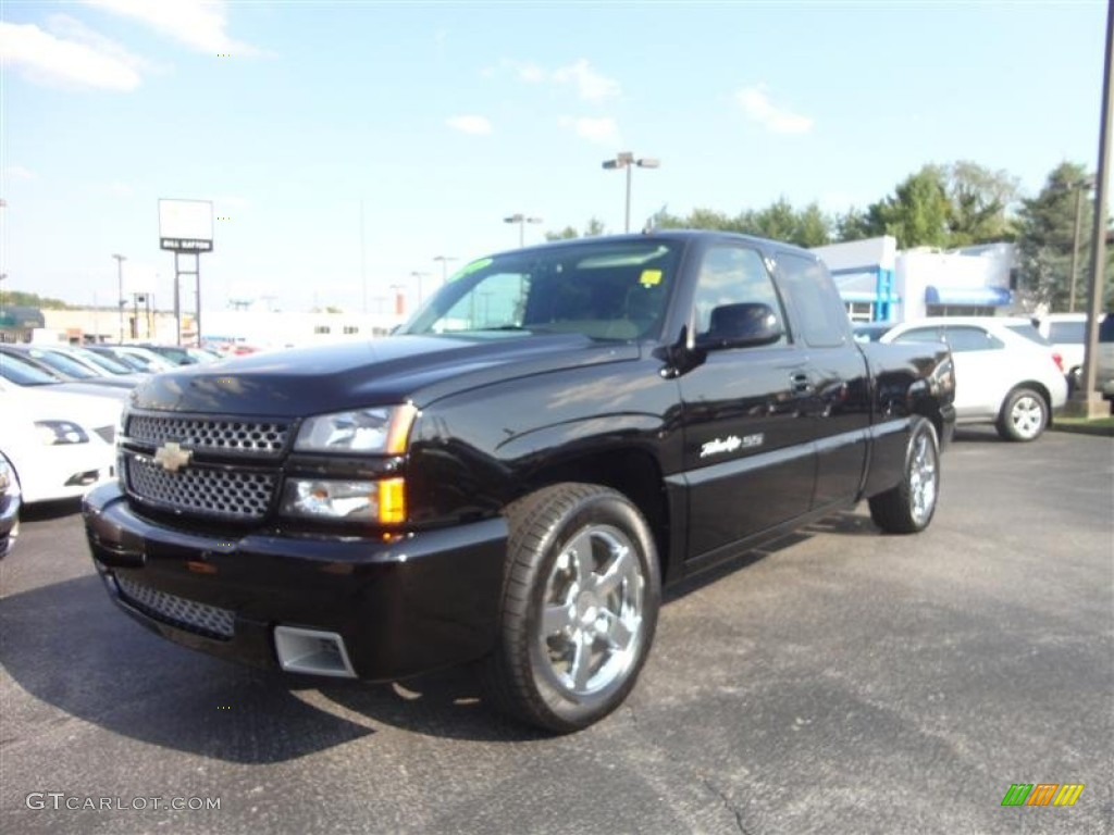 black 2006 chevrolet silverado 1500 intimidator ss. Black Bedroom Furniture Sets. Home Design Ideas