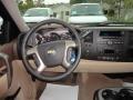 2013 Mocha Steel Metallic Chevrolet Silverado 1500 LT Crew Cab 4x4  photo #5