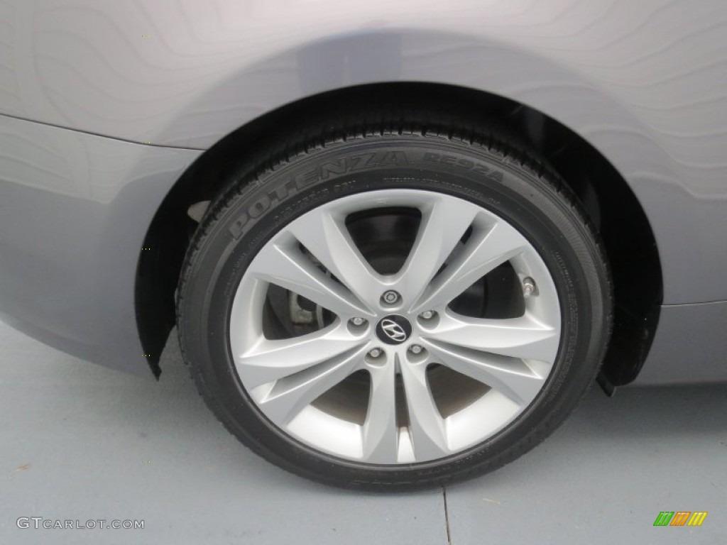 2011 Hyundai Genesis Coupe 3 8 Grand Touring Wheel Photo 71461856 Gtcarlot Com