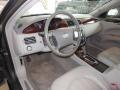Titanium Gray 2007 Buick Lucerne Interiors