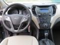Beige Dashboard Photo for 2013 Hyundai Santa Fe #71467151