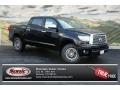 2013 Black Toyota Tundra TRD Rock Warrior CrewMax 4x4  photo #1
