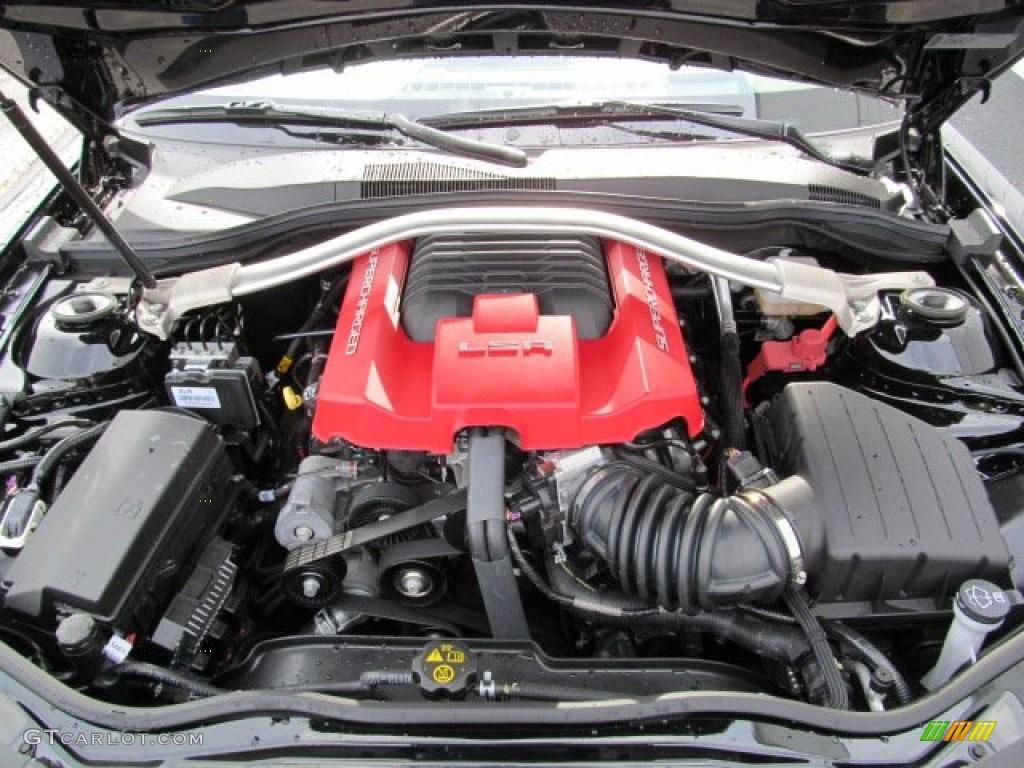 2013 Chevrolet Camaro ZL1 6.2 Liter Eaton Supercharged OHV ...2013 Camaro Zl1 Supercharger Upgrade