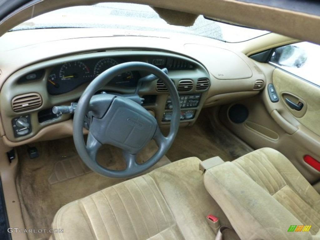 Camel Interior 1998 Pontiac Grand Prix Se Sedan Photo