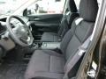 Black Front Seat Photo for 2013 Honda CR-V #71486252