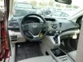 2013 Basque Red Pearl II Honda CR-V EX-L AWD  photo #12