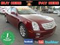 Red Line 2005 Cadillac STS V8