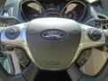 2012 Frosted Glass Metallic Ford Focus SEL Sedan  photo #24