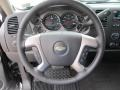 2012 Black Granite Metallic Chevrolet Silverado 1500 LT Extended Cab 4x4  photo #15