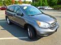 2011 Polished Metal Metallic Honda CR-V EX 4WD  photo #2