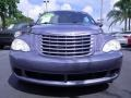 2007 Opal Gray Metallic Chrysler PT Cruiser Convertible  photo #3