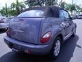 2007 Opal Gray Metallic Chrysler PT Cruiser Convertible  photo #16