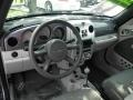 2007 Opal Gray Metallic Chrysler PT Cruiser Convertible  photo #25