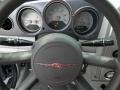 2007 Opal Gray Metallic Chrysler PT Cruiser Convertible  photo #28