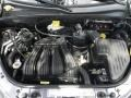 2007 Opal Gray Metallic Chrysler PT Cruiser Convertible  photo #35