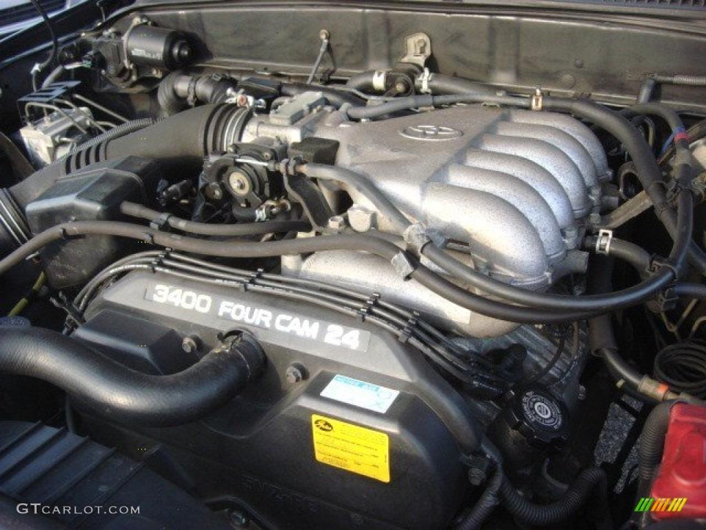 2003 Toyota Tacoma V6 Trd Xtracab 4x4 Engine Photos
