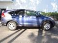 2013 Twilight Blue Metallic Honda CR-V EX-L  photo #2