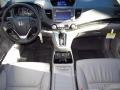2013 Twilight Blue Metallic Honda CR-V EX-L  photo #4