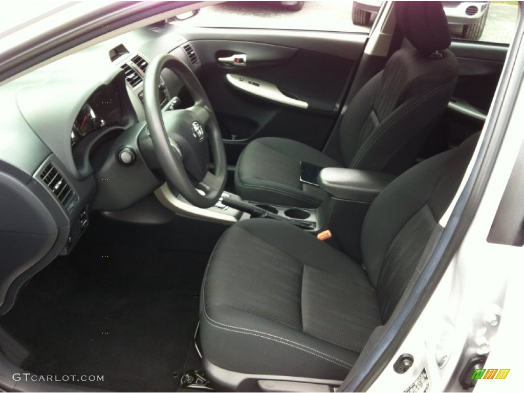 2012 Toyota Corolla S Interior Photo 71519390