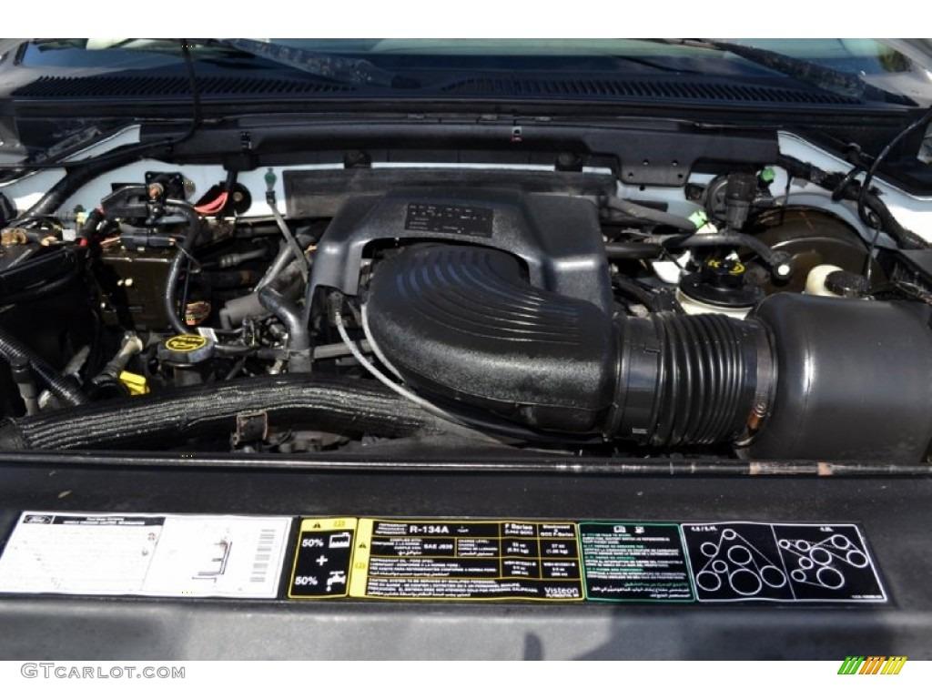 2002 Ford F150 Fx4 Supercrew 4x4 5 4 Liter Sohc 16v Triton V8 Engine Photo  71522003