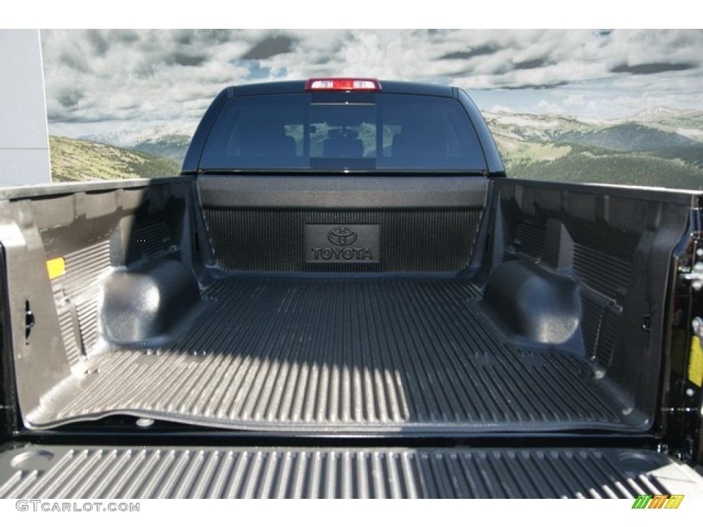 2013 Tundra TRD Rock Warrior Double Cab 4x4 - Black / Black photo #8