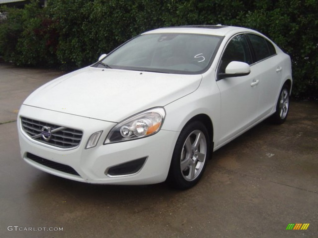 ice white 2012 volvo s60 t5 exterior photo 71527162. Black Bedroom Furniture Sets. Home Design Ideas