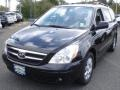 Galaxy Black 2008 Hyundai Entourage Limited