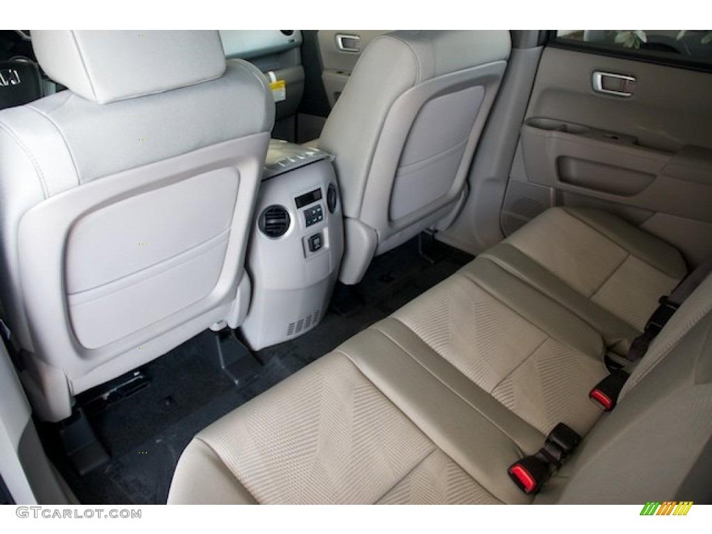 Gray Interior 2013 Honda Pilot Lx Photo 71528968 Gtcarlot Com