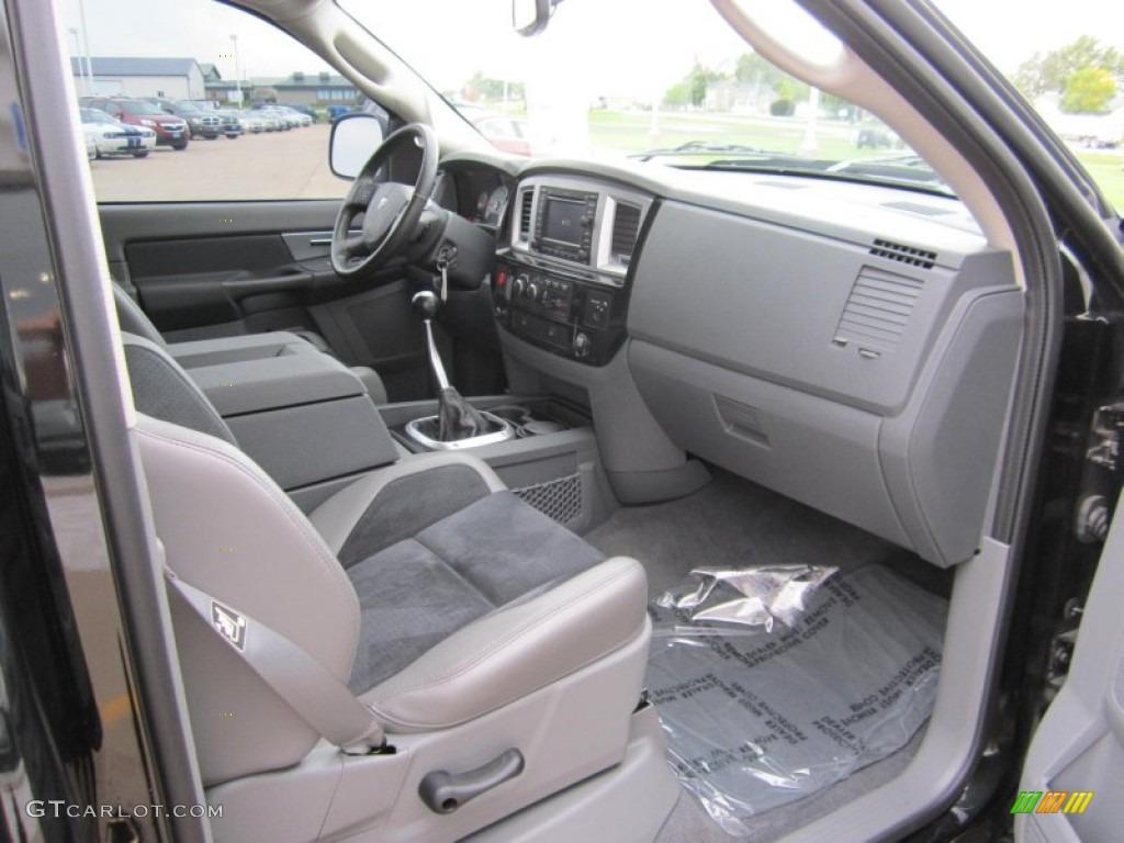 2006 Dodge Ram 1500 Srt 10 Night Runner Regular Cab Interior Photo 71533232