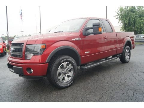 2013 ford f150 fx4 supercab 4x4 data info and specs. Black Bedroom Furniture Sets. Home Design Ideas