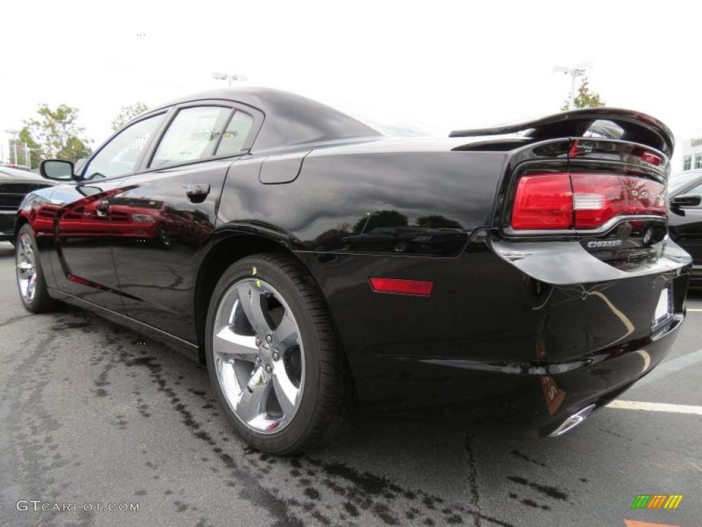 pitch black 2013 dodge charger r t plus exterior photo 71544658. Black Bedroom Furniture Sets. Home Design Ideas