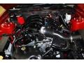 2011 Red Candy Metallic Ford Mustang V6 Premium Coupe  photo #23