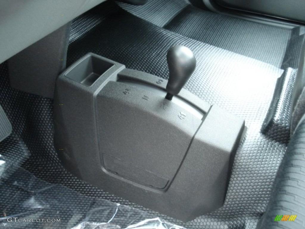 2012 Silverado 1500 Work Truck Regular Cab 4x4 - Silver Ice Metallic / Dark Titanium photo #15