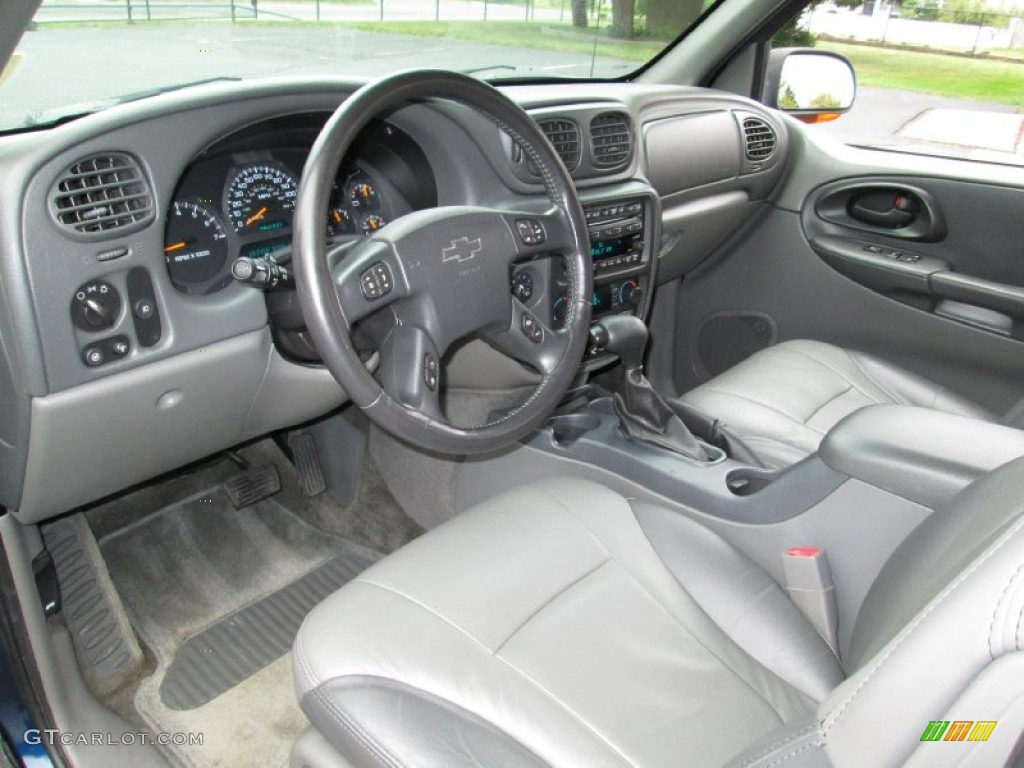 Trailblazer Interior 2002 2002 Chevrolet Trailblazer