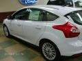 2012 Oxford White Ford Focus Electric  photo #1