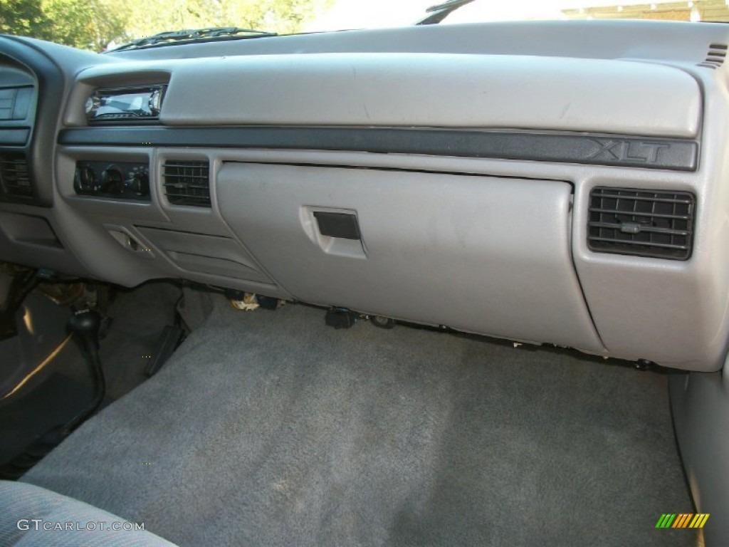 1996 Ford Bronco Xlt 4x4 Dashboard Photos