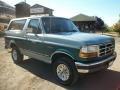 SL - Light Willow Green Metallic Ford Bronco (1996)