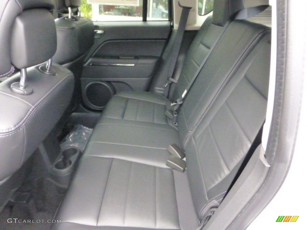 2012 Jeep Compass Limited 4x4 interior Photo #71569873 ...