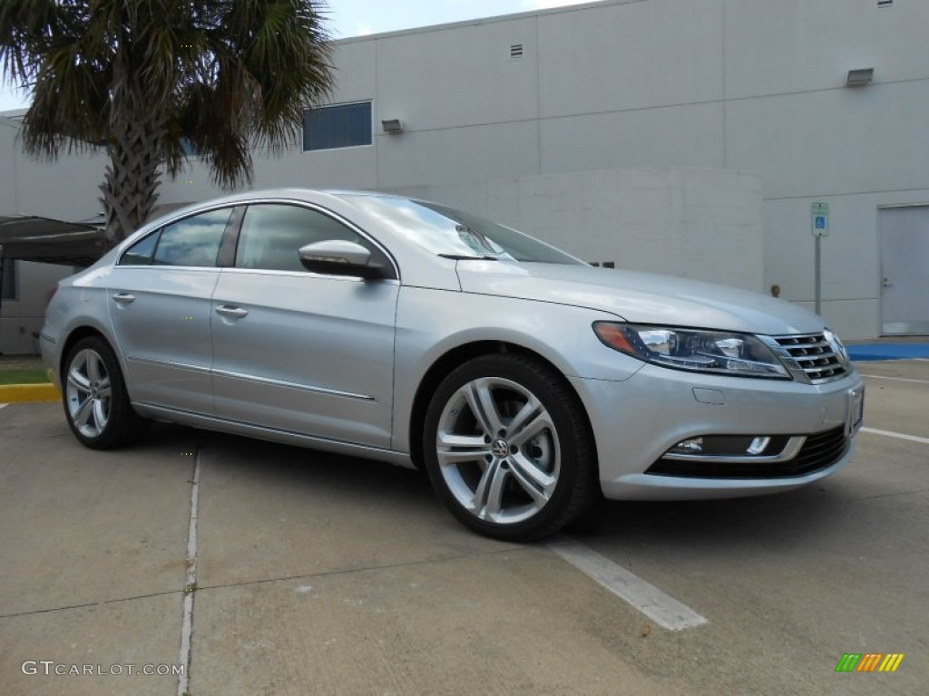 reflex silver metallic 2013 volkswagen cc sport plus exterior photo 71570215. Black Bedroom Furniture Sets. Home Design Ideas