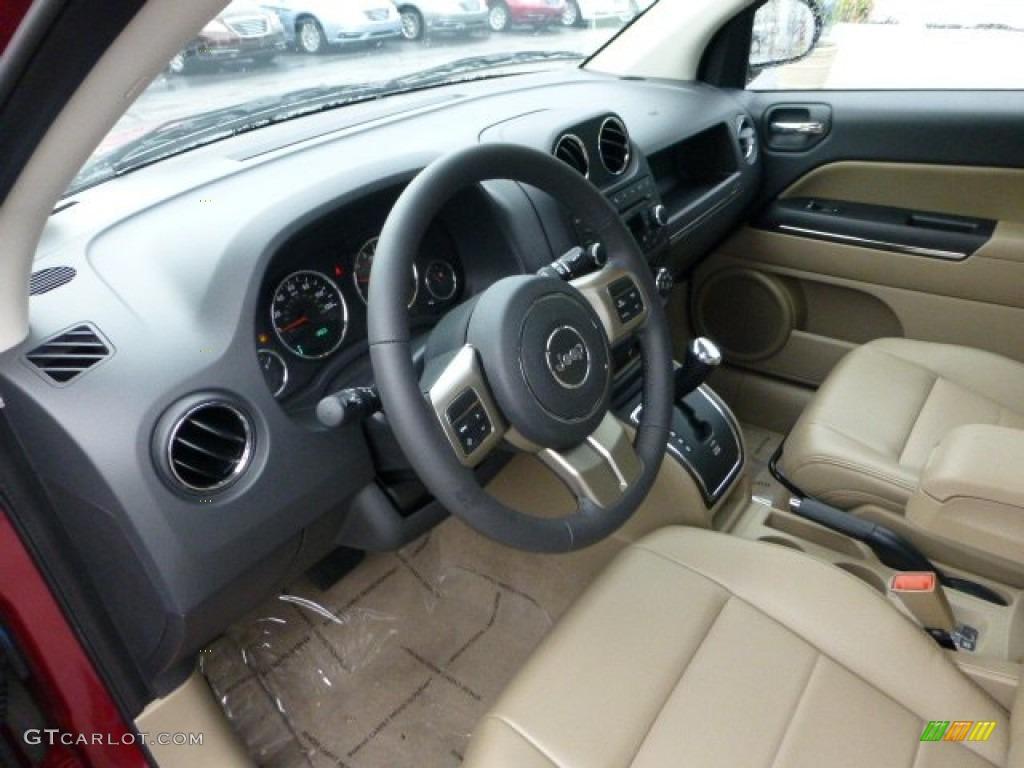 Dark slate gray light pebble beige interior 2012 jeep - 2016 jeep compass interior lights ...