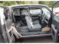 Gray 2003 Honda Element EX AWD Interior