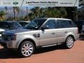 2013 Ipanema Sand Metallic Land Rover Range Rover Sport HSE  photo #1