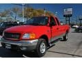 Bright Red 2004 Ford F150 Gallery