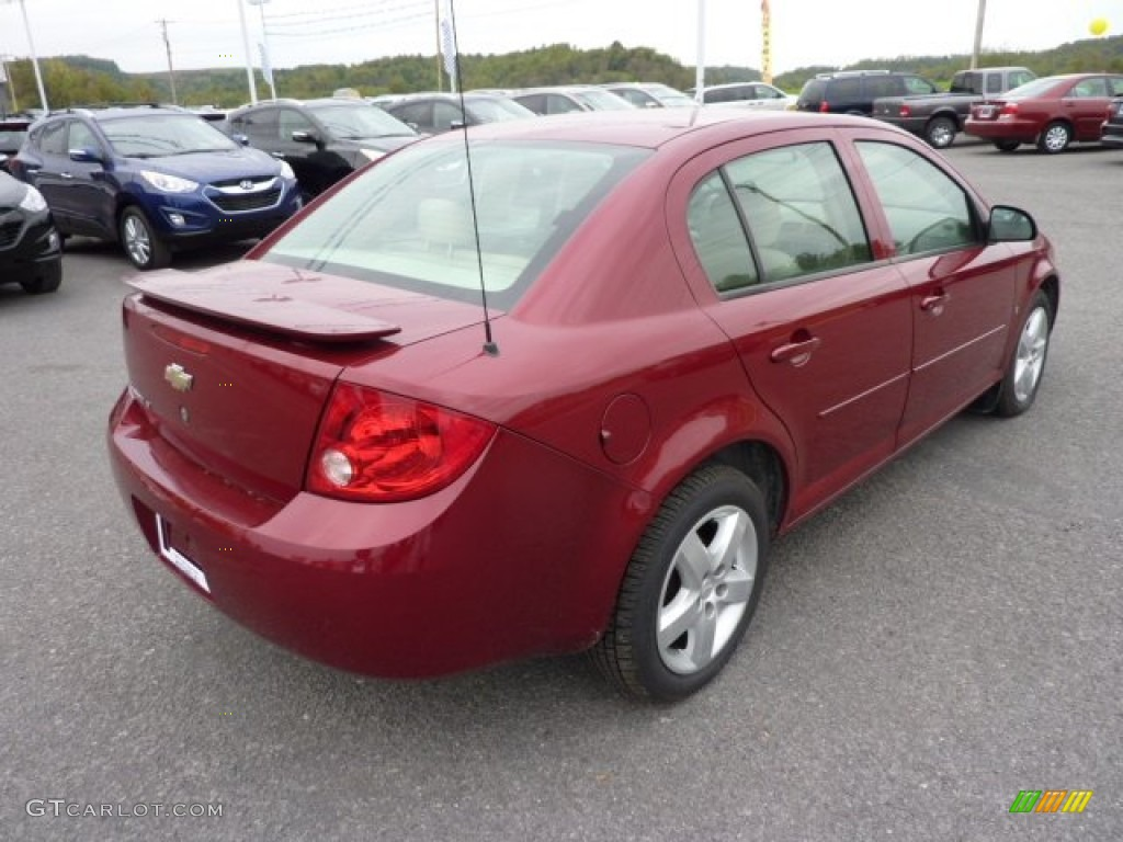 sport red tint coat 2007 chevrolet cobalt lt sedan. Black Bedroom Furniture Sets. Home Design Ideas