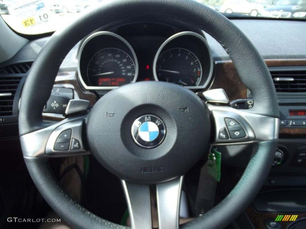 2007 Bmw Z4 3 0si Coupe Steering Wheel Photos Gtcarlot Com