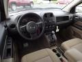 Dark Slate Gray/Light Pebble 2013 Jeep Compass Interiors