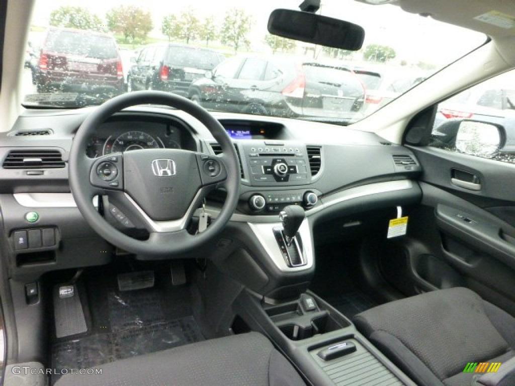 Black interior 2013 honda cr v ex awd photo 71592630 for Honda cr v 2013 interior