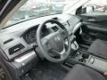 Black Interior Photo for 2013 Honda CR-V #71592663